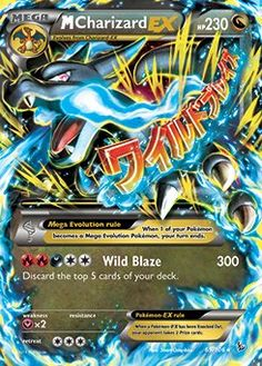 pokemon cards x and y rare - Google Search