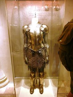 alice in wonderland armor. & White Knight suit of armor from Alice in Wonderland | Movie Costumes ...