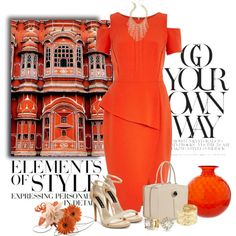 Elements of Style by diane-shelton on Polyvore featuring moda, River Island, Steven by Steve Madden, Christopher Kane, Thalia Sodi, Bling Jewelry, Venini and Vera Wang