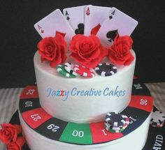 Grooms Cake for a Wedding