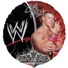 1 WWE Foil Balloon Wwe PartyBirthday