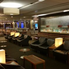 British Airways South Galleries Club Lounge London Heathrow LHR Review: Around The World - Everybody Hates A Tourist