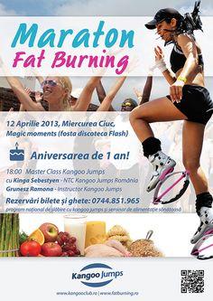 Maraton Fat Burning by Kinga Sebestyen
