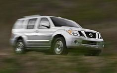 So long, old Nissan Pathfinder. Motor Trend takes the outgoing 2012 Nissan Pathfinder out for a ride.