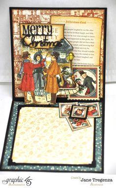 Christmas Carol Cards - Card 1 (1)