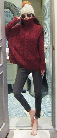 knitted style ♥✤   Keep the Glamour   BeStayBeautiful