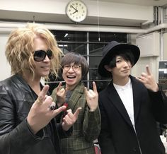 [ENG] Yesterday KAMIJO was at the talk event which was held at 「Hatsune Miku Vampire Fes」and, in this occasion 青木佑磨 (Aoki Yuuma) appeared as presenter! The talk was between KAMIJO and Machigerita-s…