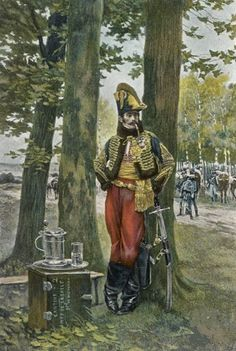 French General Lasalle of thecavalry