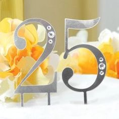 Planning A 25th Silver Anniversary Party