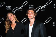 Belén Rodríguez per G.SEL Milano al cinema Odeon di Firenze