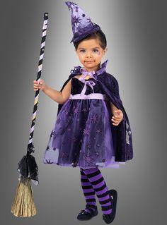 Kleine Zauberin Kinderkostüm