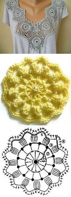 """Crochet bikini top & short Beige Beach Clothes Beachwear Boho Hippie Crop top Knit Lace shorts Summer Cotton Suit Swimsuit Bikini Short Top Made to orde Col Crochet, Crochet Fabric, Crochet Collar, Crochet Diagram, Crochet Chart, Crochet Trim, Crochet Motif, Irish Crochet, Crochet Doilies"