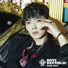 Boys Republic's Sunwoo 'Only Girl'