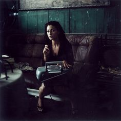 Bruno Aveillan - Photographers - Advertising - Astor Monica Bellucci | Michele Filomeno
