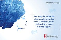 #WomanQuotes Don't you agree? #WomenRule #Kathiawarstores