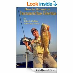 The pros tell you the qualities required to be a tournament pro, and how to get ready for a bass tournament.If you dream of becoming a tournament bass pro, or if you're a weekend angler who just wants to catch more bass, this book is a must. http://www.amazon.com/How-Become-Tournament-Bass-Fisherman-ebook/dp/B00D3MZAYI/ref=la_B001HP7K6O_1_27?s=books&ie=UTF8&qid=1390839281&sr=1-27