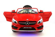 Mercedes CLA45 AMG Ride-On Car by Moderno Kids