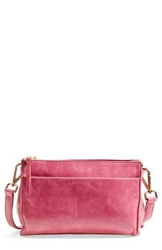 Ordered and Returned- kind of cheap looking in person. In 'Cloud' Hobo 'Angie' Leather Crossbody Bag available at #Nordstrom