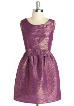 Parallel Sparkling Dress, #ModCloth New Year's party dress??