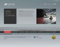 Plate Trade | Website by Matias Martinucci. Trabajo realizado en Lion Agency.