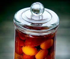 Recept: Syltade tomater