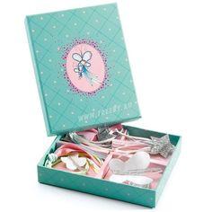 Детский набор украшений для девочки Бабочки Djeco 06575
