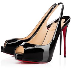 christian louboutin aqueduchesse 100 leather sandals