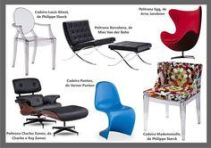 cadeiras e poltronas design…
