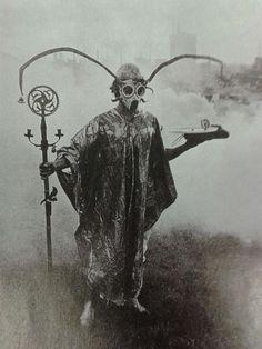 Druid masked