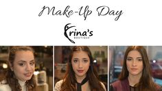 Vineri, inca trei fete extraordinare au beneficiat de un make-up gratuit!  Multumim Eliana Bogdan pentru machiajele realizate cu cosmeticele profesionale Prestige Cosmetics! #irinasboutique #makeupday #ziuafrumusetii