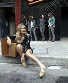 Grace Potter and The Nocturnals  i just fell in love with music all over again :)