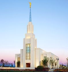 Twin Falls Idaho Temple of The Church of Jesus Christ of Latter-day Saints. #LDS #Mormons