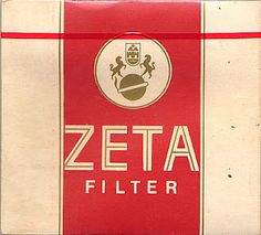 Zeta cigarettes