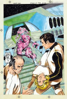 Space: 1999 (Charlton Comics - March 1976) by John Byrne