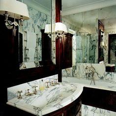 76 Stylish Truly Masculine Bathroom Décor Ideas |  Mans bathroom Beautiful stone