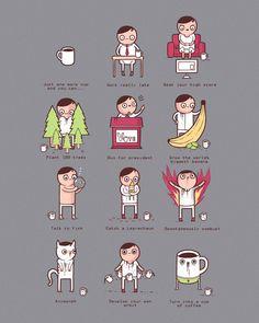Coffee *o*