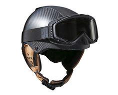 The Zai Capalina Helmet Design