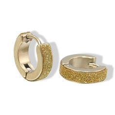 New Fashion Punk Mens Women Crystal Stainless Steel Ear Hoop Earrings for women Huggies er938-in Hoop Earrings from Jewelry & Accessories on Aliexpress.com   Alibaba Group