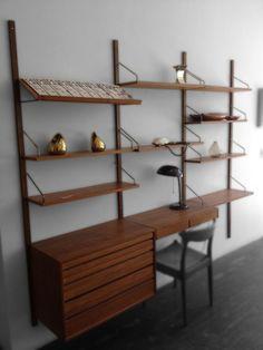 Poul Cadovius design, from machine age modern, toronto