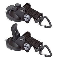 AIRHEAD SUP Suction Cup Tie Downs - 2-Pack