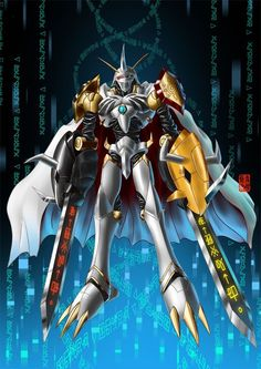 Digimon Dragon's Shadow: Omnimon