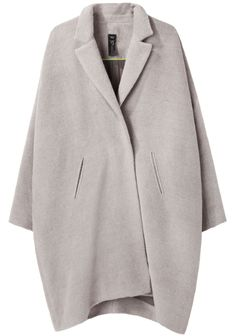 Zero + Maria Cornejo / Lab Coat