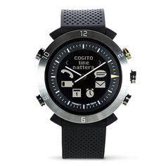 The No Charge Smart Watch - Hammacher Schlemmer