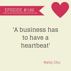 #business #marketing #marketingquotes   Episode #186 – Stand out by building a strong brand, with tuck shop owner Miss Chu. - See more at: http://smallbusinessbigmarketing.com/marketing-podcast-186/#sthash.wQeHFFLR.dpuf