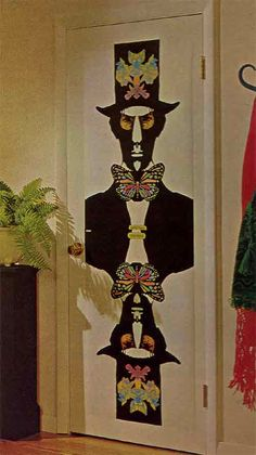 """1971"""" WTF"""" James Lileks ...........from 1971 Better Homes and Gardens Decorating Ideas Under 100 Dollars book."""