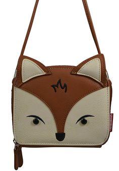 Unionbay Boho Clutch - Large Size Wallet - Crossbody Hipster Bag Fox / Floral / Cat Boho Print on Canvas (Cognac Fox): Handbags: Amazon.com