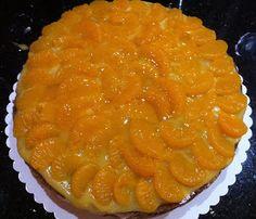 Wessels Küchenwelt: Spekulatius-Schoko-Orangen-Torte