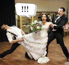 Oh my Opera Ghost!