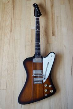1964 Gibson Firebird III Reverse Body Vintage Electric Guitar 100% Stock > Guitars : Electric Solid Body   Gbase.com