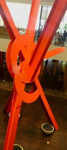 Dallas art. Northpark Mall.